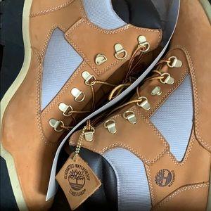 """Timberland men's field boots 6"""""""